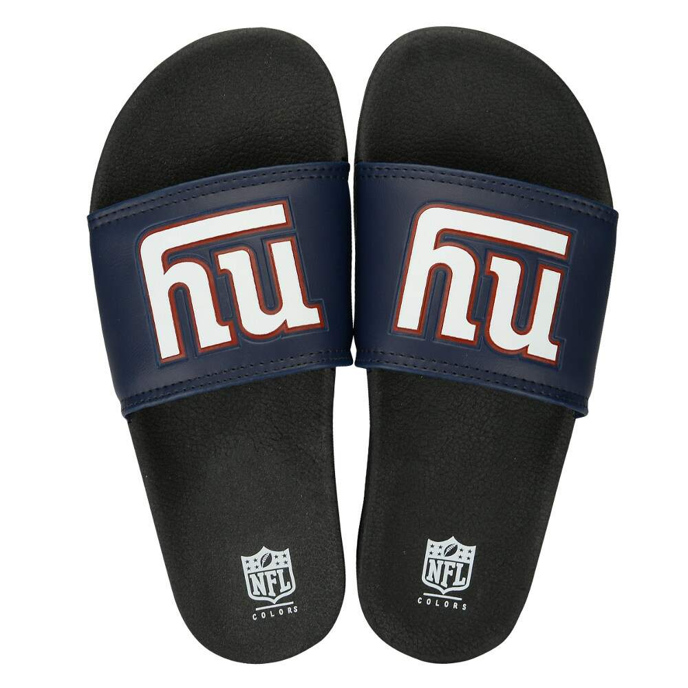 Chinelo Slide New York Giants NFL Marinho / Preto
