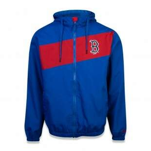Jaqueta New Era Boston Red Sox Azul MLB