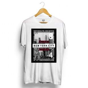 Camiseta Dep New York City Branca