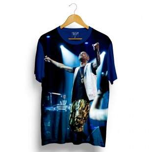 Camiseta Dep Big Sean Marinho