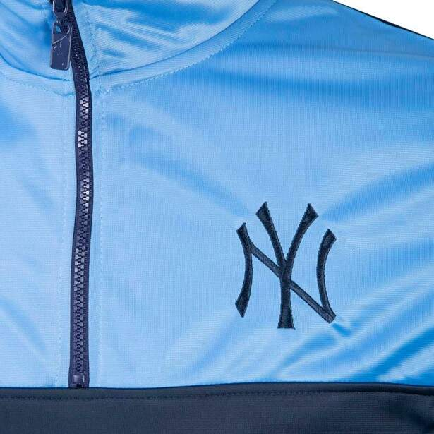 Blusa New Era New York Yankees Track MLB Marinho