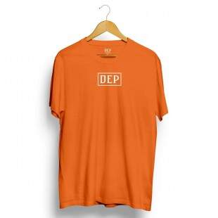 Camiseta Dep Colors Laranja