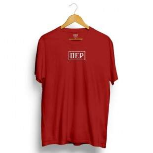 Camiseta Dep Colors Vermelha