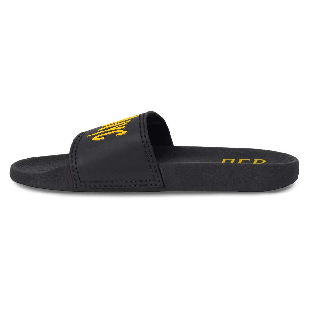 Chinelo Slide Dep NYC Preto