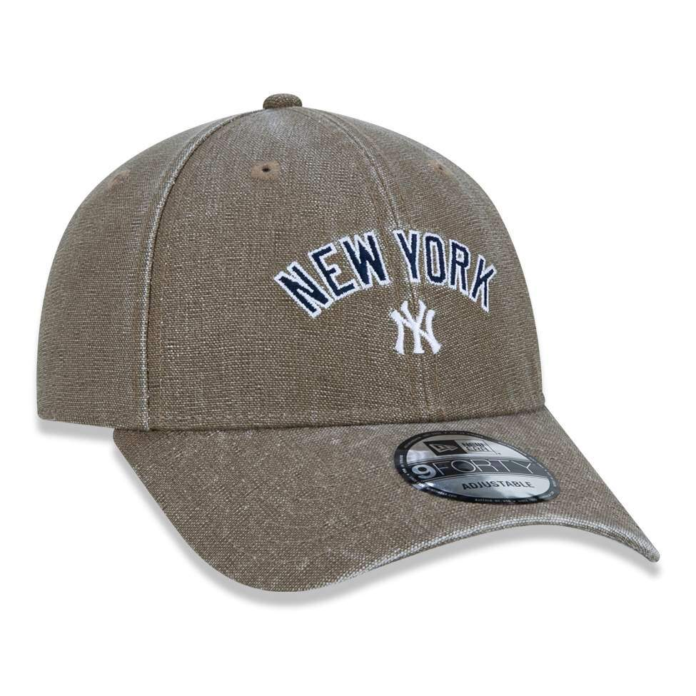 Boné New Era Snapback New York Yankees MLB Aba Curva
