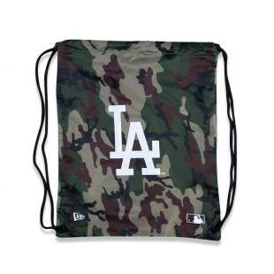 Mochila New Era Academia Los Angeles Dodgers Camuflada MLB