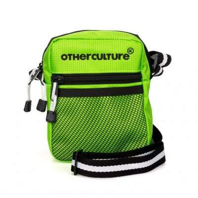 Square Bag Other Culture Verde