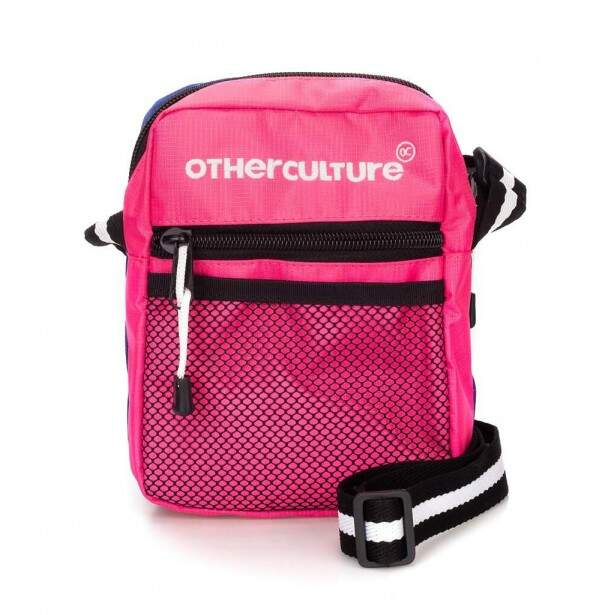 Square Bag Other Culture Rosa