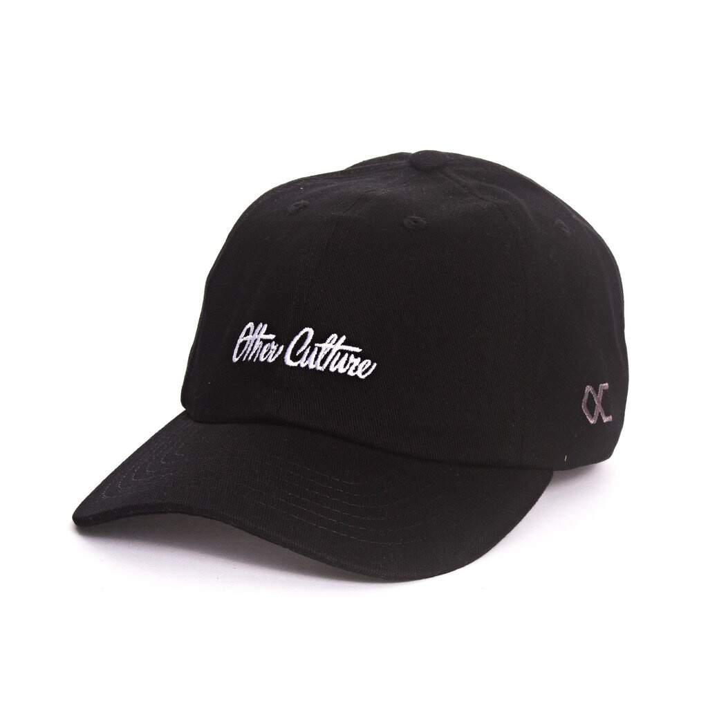 Boné Other Culture Strapback Basic Preto