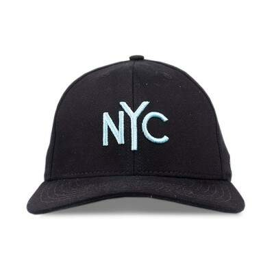 Boné Other Culture Snapback NYC Preto