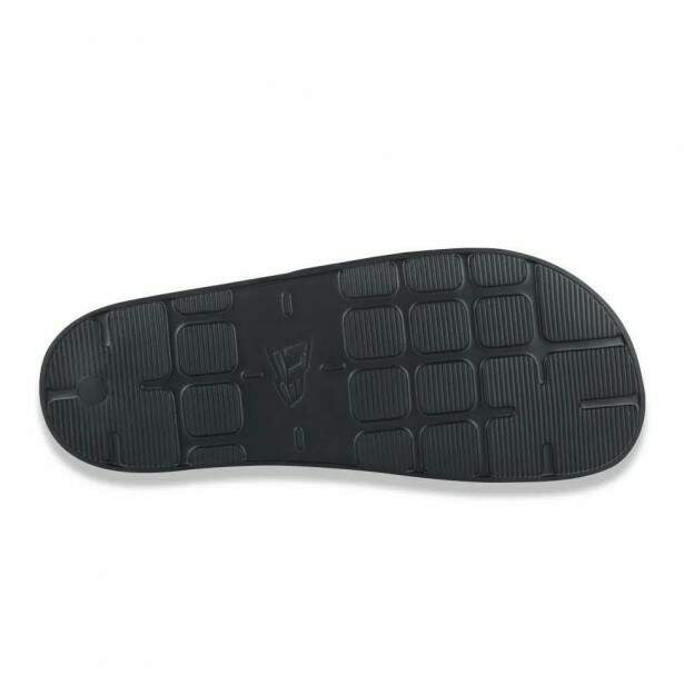 Chinelo New Era Slide NYC Preto / Verde