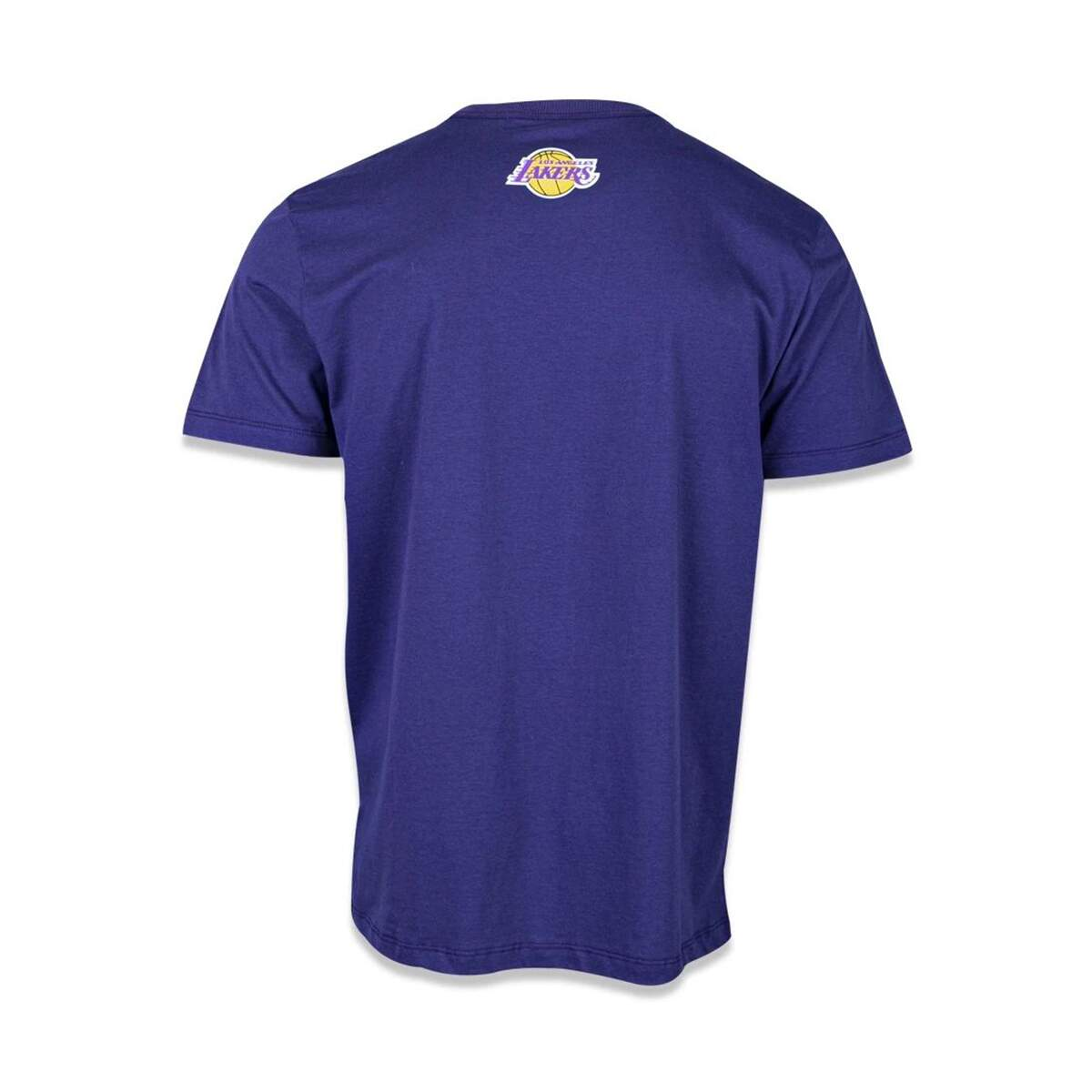 Camiseta New Era Los Angeles Lakers NBA Roxa