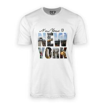 Camiseta Dep New York Branca