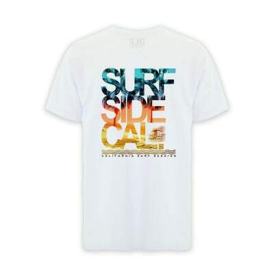 Camiseta Dep Surf Side Branca