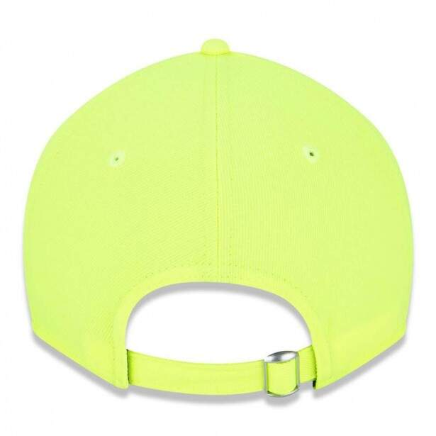 Boné New Era Strapback NYC Colors Amarelo Flúor