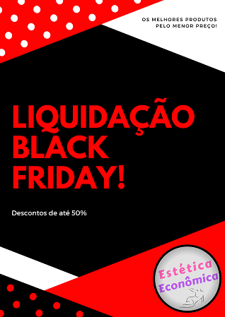 blackfriday estetica economica