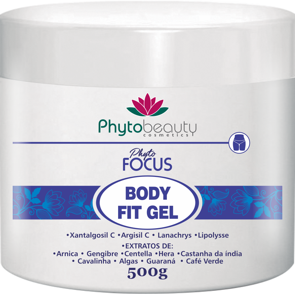 Body Fit Gel 500g (Antigo Phyto Slim)