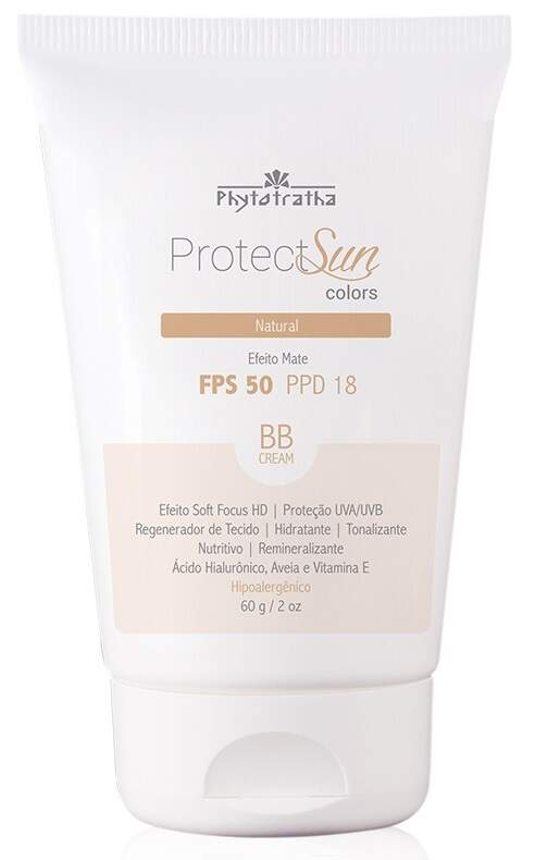 Protetor Solar Natural  FPS 50 60g (Protect Sun)