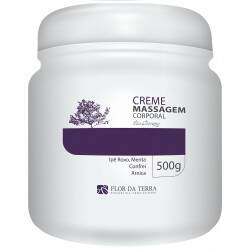 Creme Para Massagem Bio Therapy - 500g
