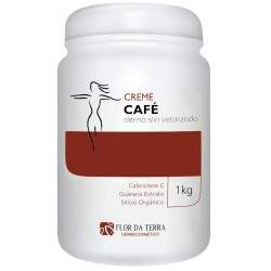 Dermo Slim Creme de Café - 1kg