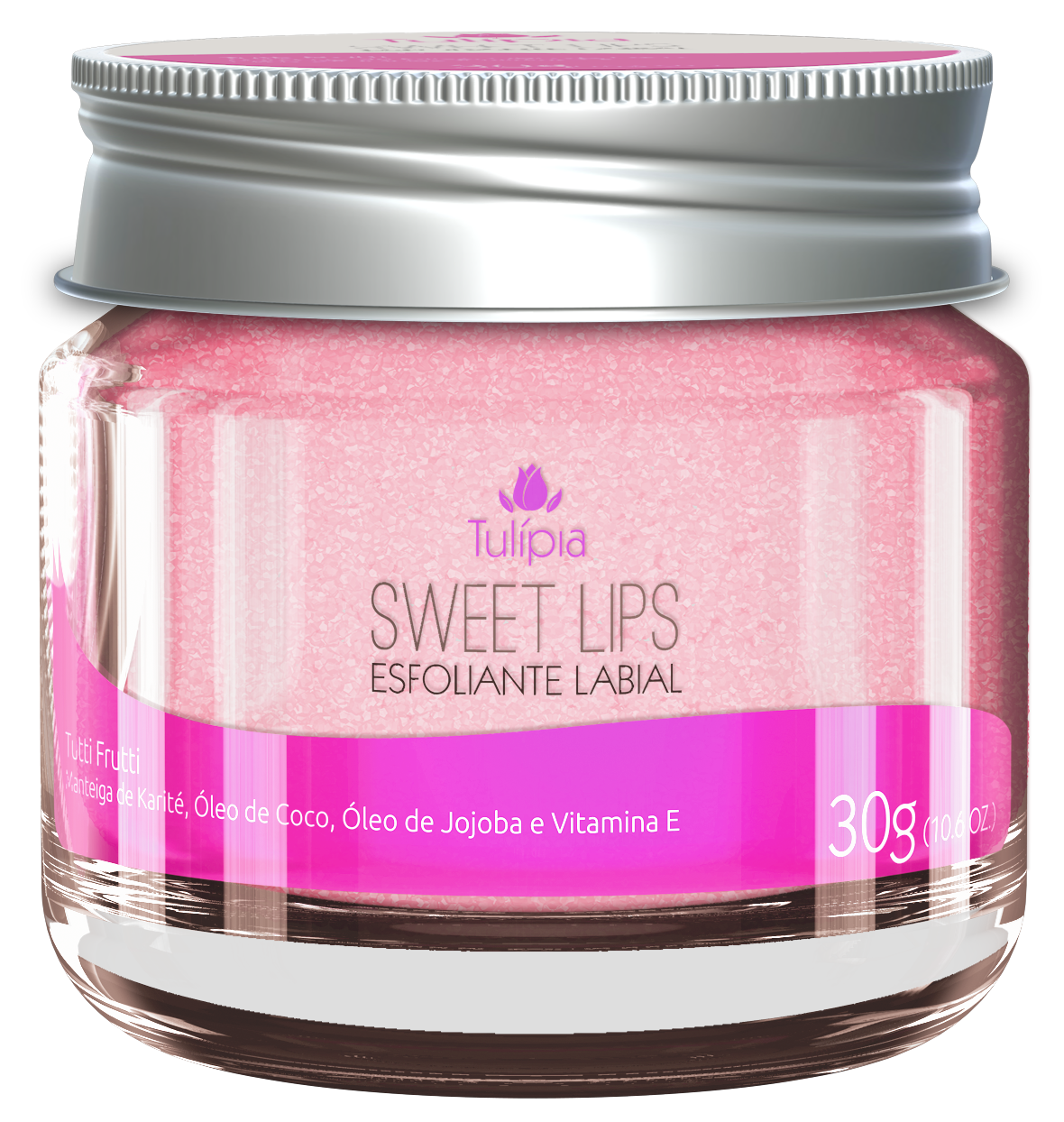 Esfoliante Labial - Sweet Lips 30g