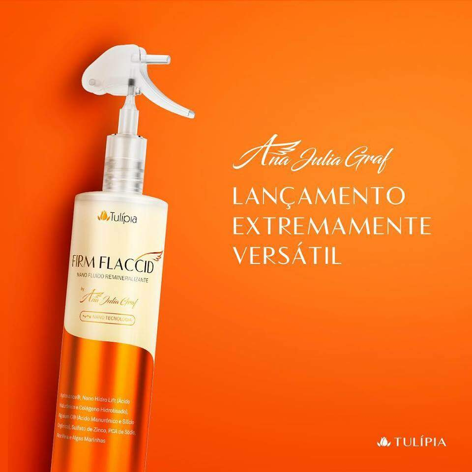 Firm Flaccid  - Nano Fluído Remineralizante 300ml