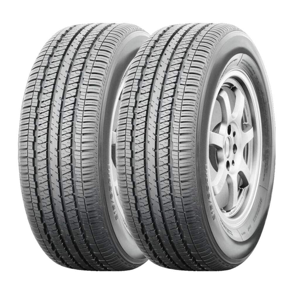 Kit 2 Pneus Triangle Aro 18 255/55R18 TR-257 109V