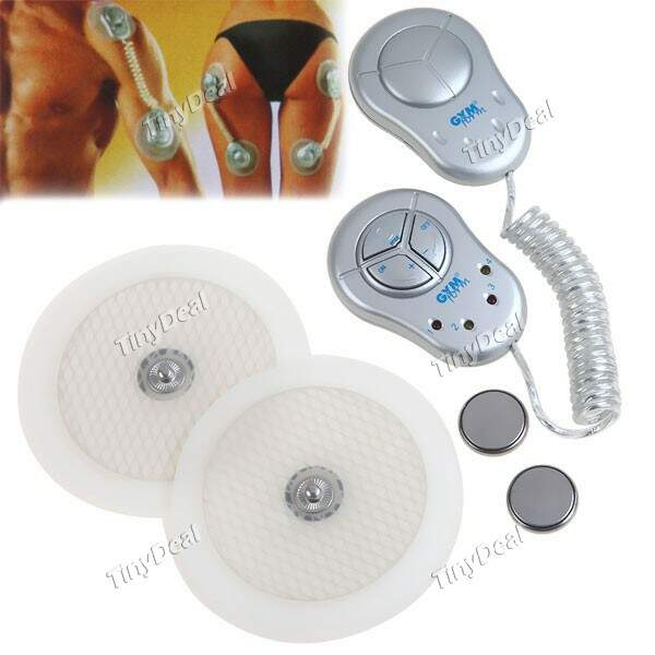 New Style Gymform Duo Digital dispositivo de massagem Massager com quatro LEDs