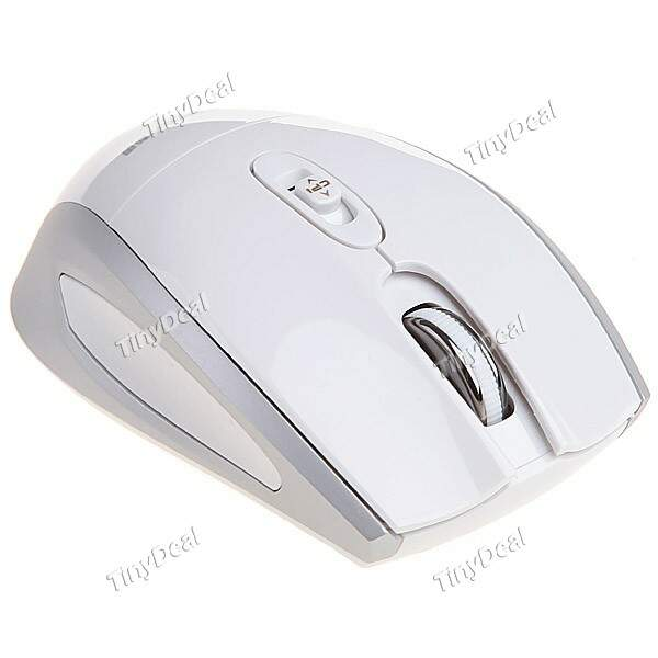 (Newman) 2.4GHz Wireless Optical Mouse 3000dpi Mouse para PC Home laptop ou computador de uso