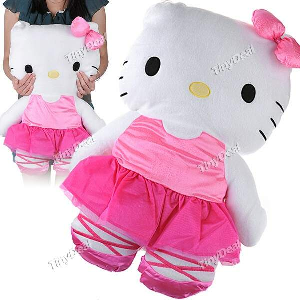 Kitty Plush Boneca Estilo Multi-purpose Bed