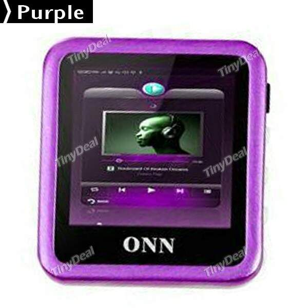 LCD bonito Mini Recarregável 4GB MP3 MP4 Player Music Player com Clip