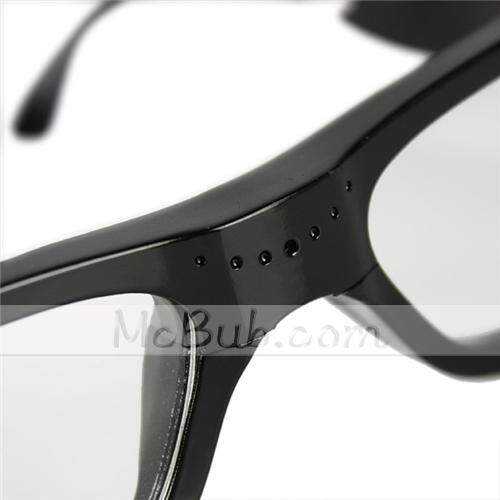 oculos 720P HD DVR Spy Camera Glasses, com memória de 4G