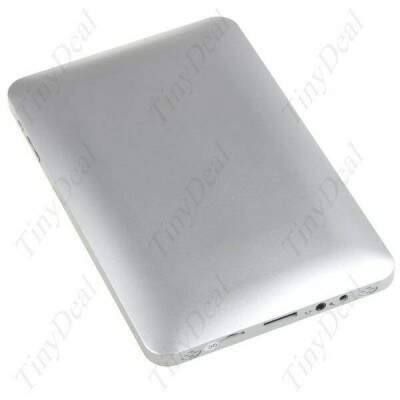 """Google Android 7 \\\""""Touch Screen PDA WiFi Tablet Netbook PC (VIA 8650 800MHZ/256MB RAM/2GB HD)"""