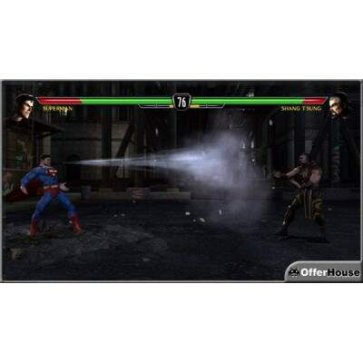 Mortal Kombat vs DC Universe - PlayStation 3