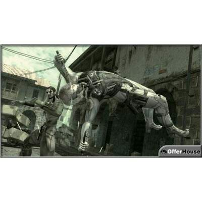 Metal Gear Solid 4: Guns of the Patriots - PlayStation 3