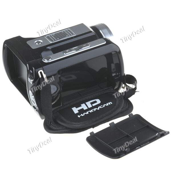 12MP 720P COMS5.1 8X Zoom Digital filmadora VDV-67195