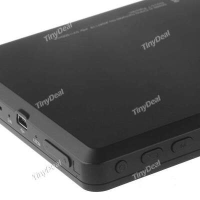 """Google Android 4.0.1 7 \\\""""Multi-Touch Screen WiFi PC Tablet Netbook PDA UMPC (MIPS-r2/512MB DDR2/8GB HD)"""