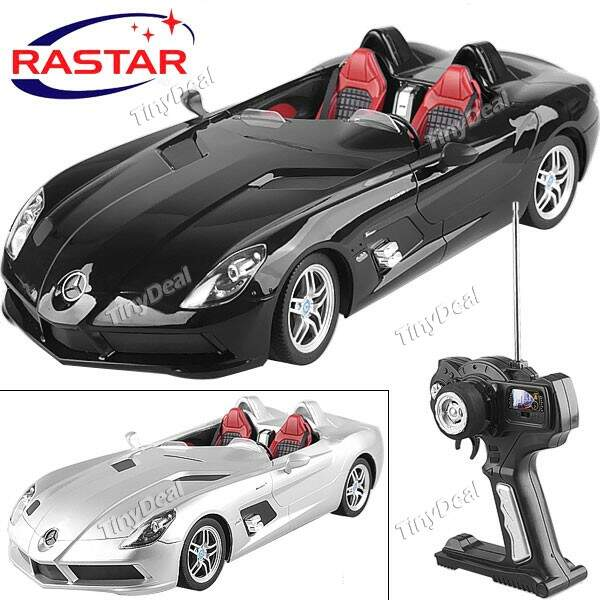 Mercedes-Benz SLR Mclaren carro Modelo Toy 40MHz Infrared Remote Controlled