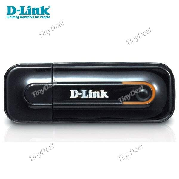 (D-LINK) DWA-133 300Mbps Wireless Network USB Adapter