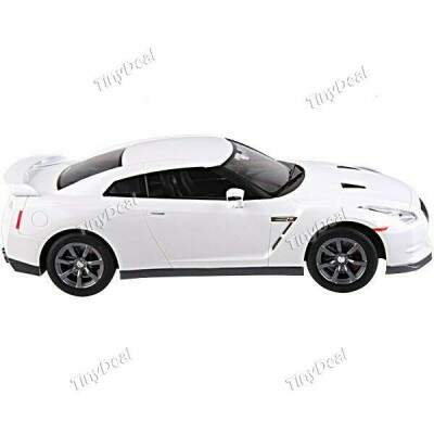 Nissan GT-R de carro modelo do brinquedo 35MHz Infrared Remote