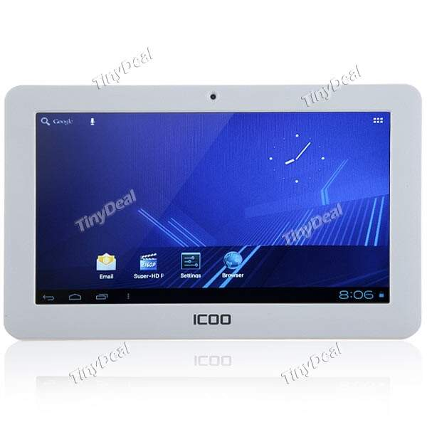 (ICOO) D50 DELUXE Android 4.0 7