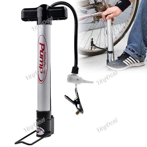 (Xinghuo) Portable Mini Multi-Purpose Inflator bomba manual para Bicicleta