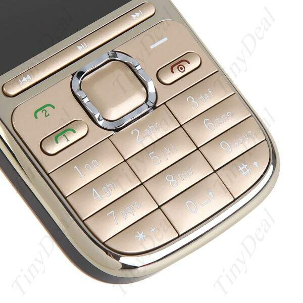 SIM 2 Standby AT&T T-Mobile Vodafone Unlocked Mobile Cell Phone+ Camera
