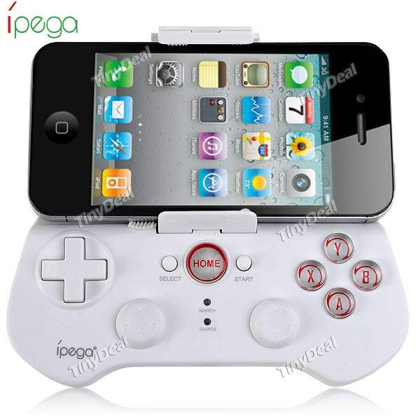 Wireless Game Controller Bluetooth para 153.353-MTH iPad / iPhone / iPod / Android Tablet PC