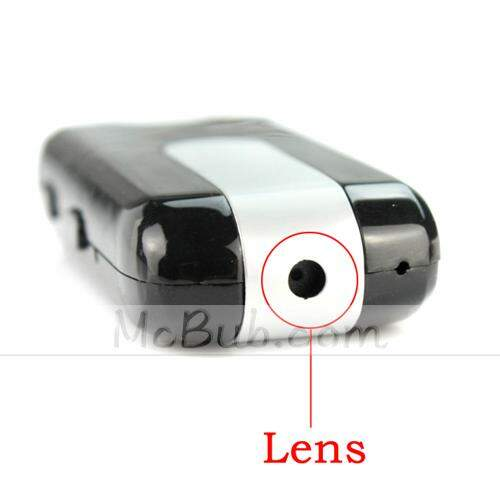 Flash USB Spy Camera Camcorder em forma de pen driver