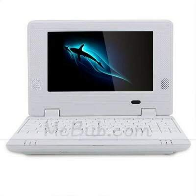 Netbook Mini Laptop-7 polegadas tela TFT VIA VT8500-400M Hz-128MB-2G-Windows CE