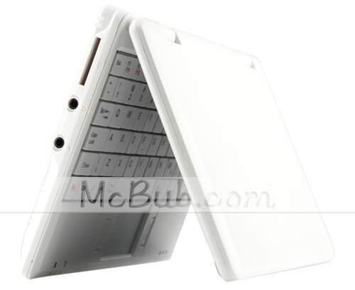 Google Android 2.2 VIA 8650 Suporte Flash 10 DDR/2GB 256MB HDD Netbook Wifi Laptop