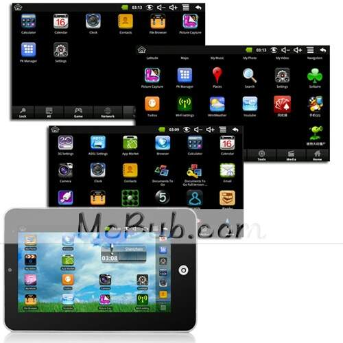 Tablet Google Android 7