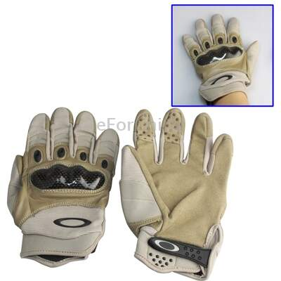 Ar Livre luvas Fingered Full (Brown)