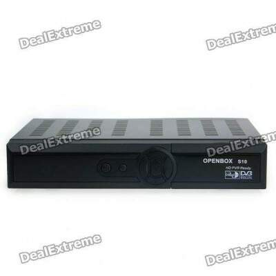 OPENBOX S10 HDTV 1080i PVR Digital Satellite Receiver w / USB/HOST/HDMI/RS-232/RJ45